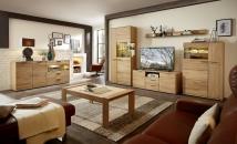 Obývací stěna ACHAT + _sestava 45 06 H1 82 + sideboard typ 20_ (konferenční stůl na fotu není předmětem prodeje)_obr. 1