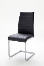 Jídelní židle PARGA_černá