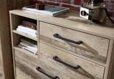 Předsíňový nábytek RIVER_detail úchytek_obr. 11