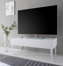 TV-element REX_bílý_2 zásuvky