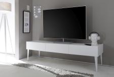 TV-element REX_bílý_3 zásuvky