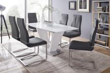 Jídelní židle SANDI I. + II. v interieru_obr. 2