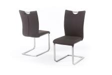 Jídelní židle SANDRA II._hnědá_obr. 6