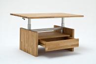 Konferenční stůl SENDE_celomasivní_dub jádrový_obr. 2