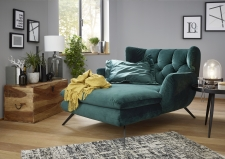 Longseat SIXTY_v látce Velvet smaragd