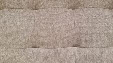 Sofa BAHAMA 2,5ALR _ látka Cosy sand_ detail látky a prošití sedáku_ foto prodejna_ obr. 3