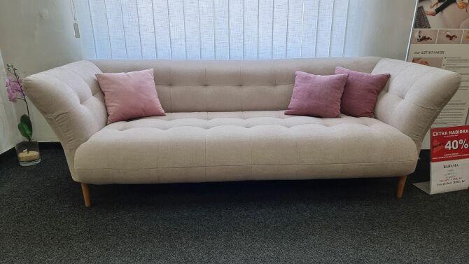 Sofa BAHAMA 3ALR _ látka Cosy nature_ foto prodejna_ obr. 1