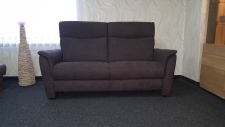 Sofa 3sed TAMPA 3611_ (1,5sed medium AL - 1,5sed medium AR)_přední pohled_foto prodejna_obr. 5