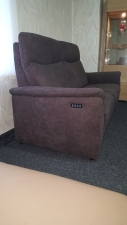 Sofa 3sed TAMPA 3611_ (1,5sed medium AL - 1,5sed medium AR)_boční pohled_foto prodejna_obr. 6