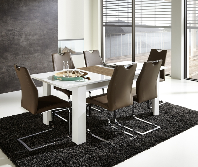 Jedálenský stůl TABLE SERIE 2 WR
