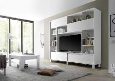 Obývací / media stěna TORINO_šikmý pohled_obr. 2