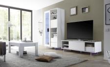 Obývací nábytek TORINO_vitrina_TV element_konf. stolek, nohy z akrylového skla_obr. 6