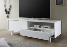 TV element TORINO_otevřená zásuvka_umělohmotné nohy_obr. 37
