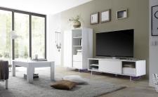 Obývací nábytek TORINO_Multikomoda_TV element_konf. stolek, nohy z akrylového skla_obr. 41