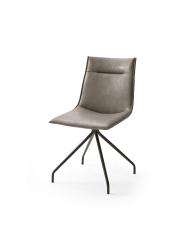Jídelní židle VERONA_typ sedáku A 2 lanýž