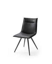Jídelní židle VERONA_typ sedáku A 4 černá