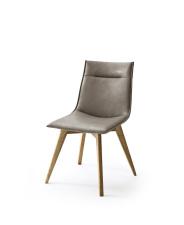 Jídelní židle VERONA_typ sedáku A 10 lanýž