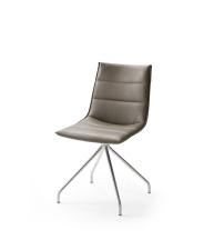 Jídelní židle VERONA_typ sedáku B 1 lanýž