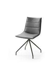 Jídelní židle VERONA_typ sedáku B 2 šedá