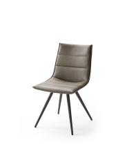 Jídelní židle VERONA_typ sedáku B 4 lanýž