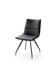 Jídelní židle VERONA_typ sedáku B 6 černá