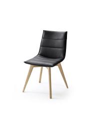 Jídelní židle VERONA_typ sedáku B 11 černá