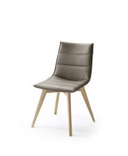Jídelní židle VERONA_typ sedáku B 11 lanýž