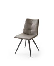 Jídelní židle VERONA_typ sedáku C 4 lanýž