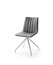Jídelní židle VERONA_typ sedáku D 1 šedá