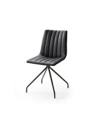 Jídelní židle VERONA_typ sedáku D 2 černá