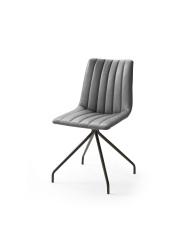 Jídelní židle VERONA_typ sedáku D 2 šedá
