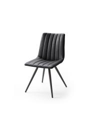 Jídelní židle VERONA_typ sedáku D 4 černá