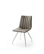 Jídelní židle VERONA_typ sedáku D 5 lanýž