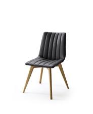 Jídelní židle VERONA_typ sedáku D 10 černá