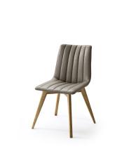 Jídelní židle VERONA_typ sedáku D 10 lanýž