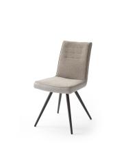 Jídelní židle VERONA_typ sedáku E 4 taupe