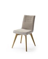 Jídelní židle VERONA_typ sedáku E 10 taupe