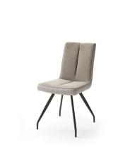Jídelní židle VERONA_typ sedáku F 6 taupe