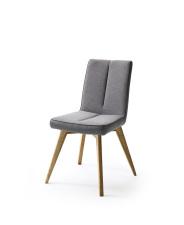 Jídelní židle VERONA_typ sedáku F 10 šedá