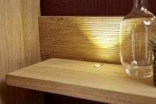 Obývací stěna WOODSTOCK_detail LED osvětlení_obr. 4